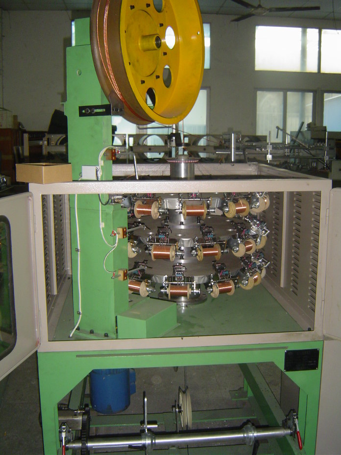 SP36C Spiraling Machine
